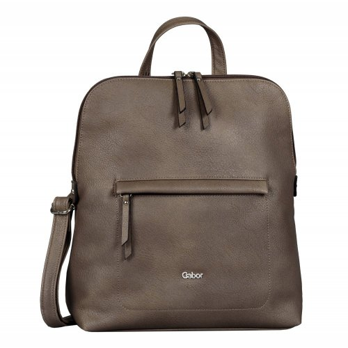 Mina backpack S taupe